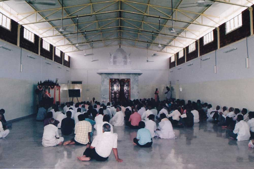 2004 - Existing Temple